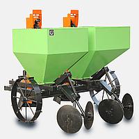 Картофелесажатель двухрядный ДТЗ КС-2, фото 1