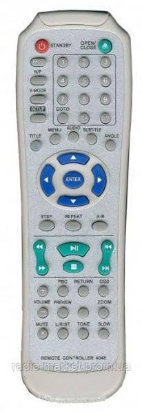 Пульт ДУ Elenberg RC-404E DVD (replica). - Radio-market в Харькове