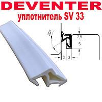 Уплотнитель оконный Deventer SV 33
