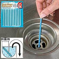 Палочки для очистки водосточных труб Sani Sticks, фото 1