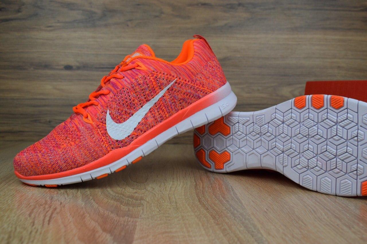 400c52b7 Женские кроссовки в стиле Nike Free Run 50 оранж/корал , цена 1 030 грн.,  купить в Киеве — Prom.ua (ID#886138742)