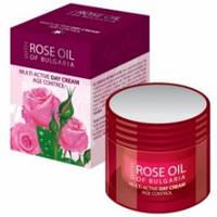 REGINA FLORIS Нічний крем на основі олії Рози 50 ml