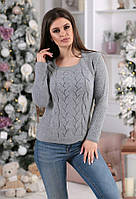 Красивый модный свитер IZ-240918