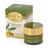 Нічний крем для нормальної і схильної до жирності шкіри OLIVE OIL OF GREECE 50 мл