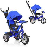 Велосипед детский Profi Turbo Trike M 3115HA-14 Синий