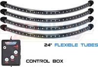 Подсветка дисков LEDGlow LU-W03 Green