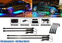 Подсветка днища LEDGlow LU-USB-WW