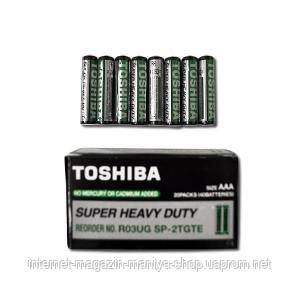 Бат. Toshiba R03 G SP2 TGTE