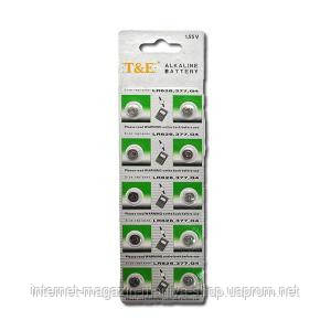 Батарейка TE «таблетка» . AG 4