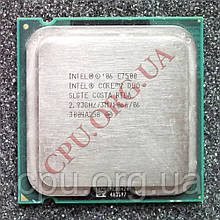 Процессор Intel Core 2 Duo E7500 2,93GHz/3M/1066 LGA775 (SLGTE)