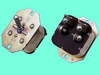 Выключатель нажимной 2ВН-45 двухполюсный 20А, 27В