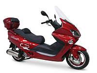 VIPER  Скутер 250 см3 / TORNADO 250