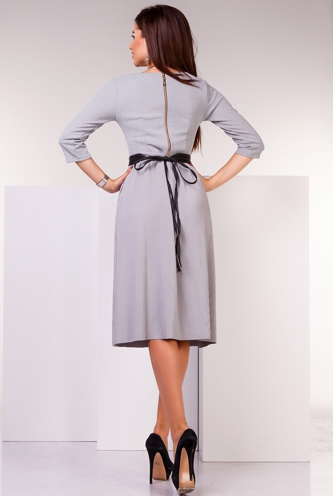 09c5bcef6b5 Женское трикотажное платье TDK-1308181