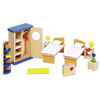 Акция! Набор для кукол goki Мебель для спальни 51745G [Скидка 5%, при условии 100% предоплаты!]