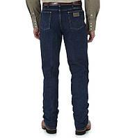 американские джинсы Wrangler 0936DSD Slim Fit DARK STONE