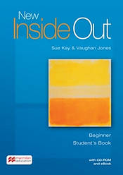 New Inside Out Beginner Student's Book with eBook Pack