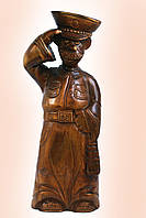 Скульптура Казак милиционер, фото 1