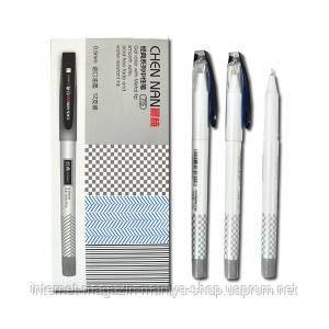 Ручка гелевая 715 синяя