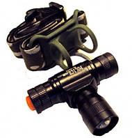 Налобный фонарь Police Cree XPE 300W