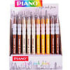 PT-271 Ручка масло «Piano» «Finely» синяя
