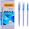 1157 ручка масл «Piano» синяя