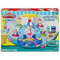 """Игровой набор """"Фабрика Мороженого"""". Плей До B0306"""
