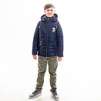 Куртка-жилет для мальчика «Дизель», фото 1