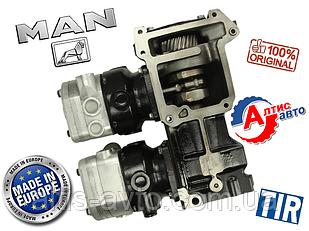 Компрессор MAN Tga, F2000, 90, Tgs Tgx  capacity 585 D2866 F/ 240-D2876 LOH