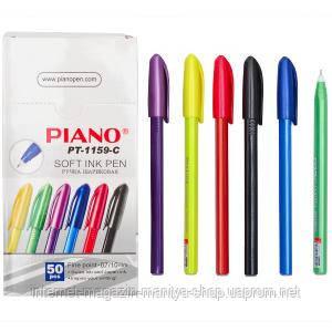 1159- С Piano «Correct» ручка масляная синяя