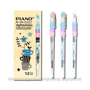 173 Piano «Dizain» ручка масляная синяя