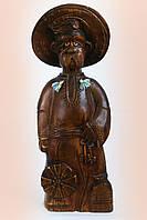 Скульптура Казак мельник