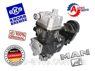 Компрессор Man Tga, Tgx TGS capacity 360- 92мм РМК компрессор ман LS3907 Knorre  D2676 LF - D3876 LF