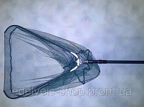 Подсак треугольный рыболовный 50*50 (мелкая сетка)