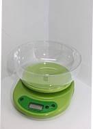 Кухонные электронные весы от 1г до 5 кг для каждой хозяйки