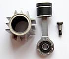 Ремкомплект для компрессора пневмоподвески Land Rover Discovery 3, Range Rover Sport HITACHI, фото 2