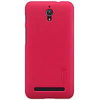 Чехол Nillkin для Asus Zenfone C ZC451CG красный (+пленка), фото 1