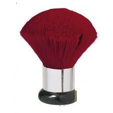 Сметка Juмbo из козьего волоса красная