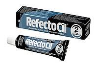RefectoCil  Краска для бровей и ресниц черно-синяя