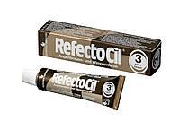 RefectoCil  Краска для бровей и ресниц естественная коричневая