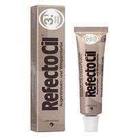 RefectoCil Краска для бровей и ресниц светло-коричневая