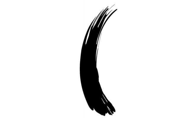 Тушь для волос PlayUpColor 19 черная