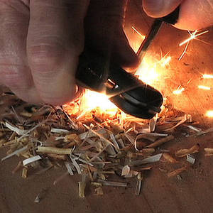 Средства для розжига огня