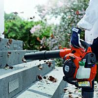 Воздуходувки, пылесосы садовые