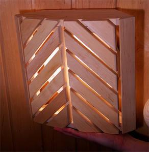 Ограждения светильников для саун и бань
