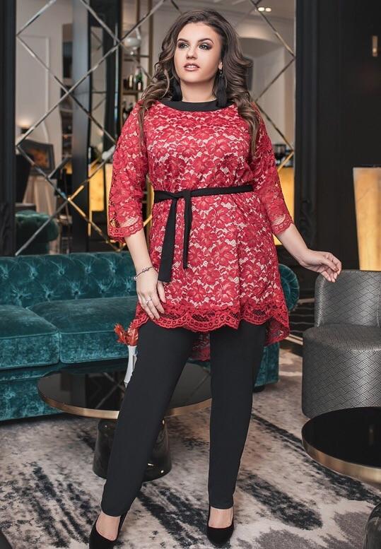 f43077214825 Костюм брючный с туникой LZ-565 - Joanna - интернет магазин одежды в Одессе