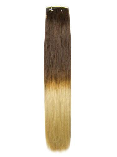 Волосы на трессе 50 см. Цвет #Ombre, фото 1