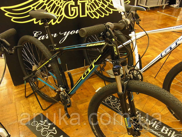 Велосипед GT Karakoram Sport 29 2015 ( gloss black)