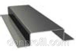 Омега-профиль, Zn 0,65 мм