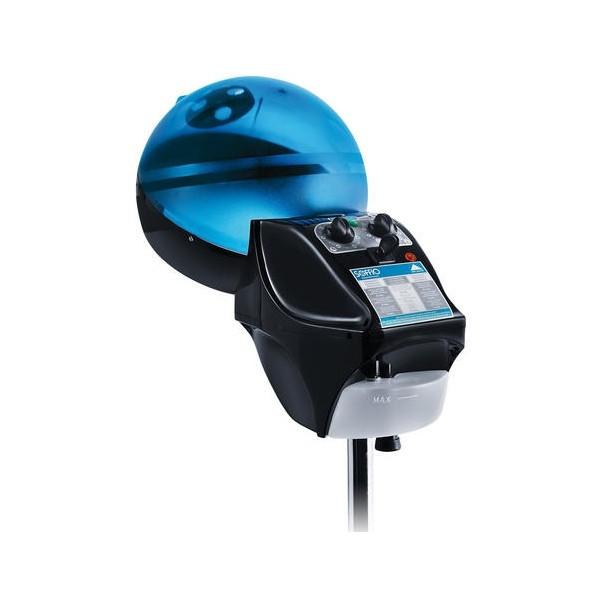 Вапоризатор Soffio standard черный; на напольном штативе с роликами