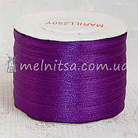 Атласная лента 0,3 см, фиолетовый